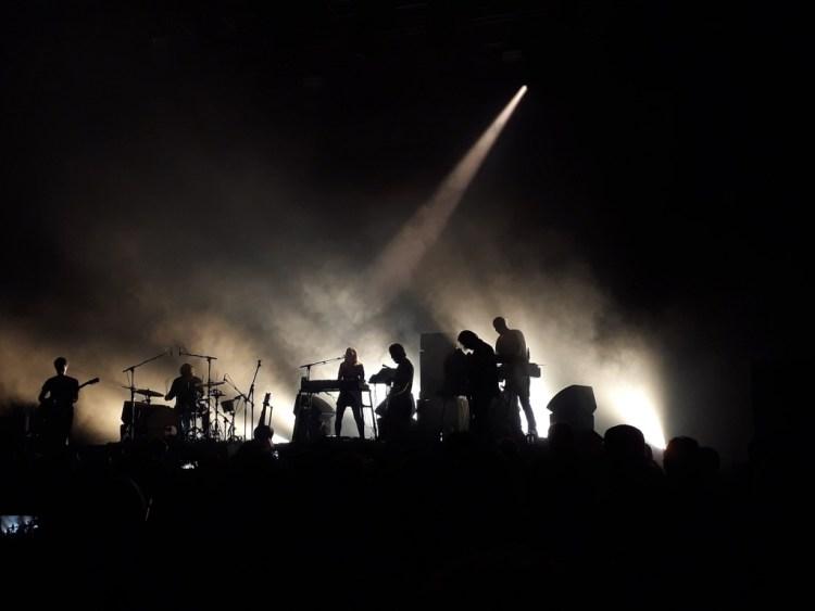 Anna Von Hausswolff concert