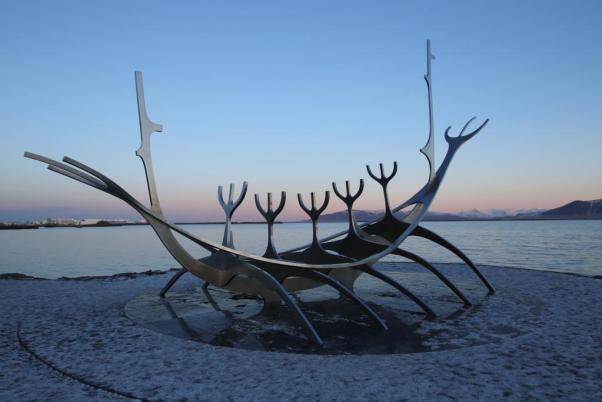 Islande sculpture