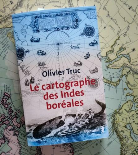 Le cartographe des indes boréales_Olivier Truc_carte