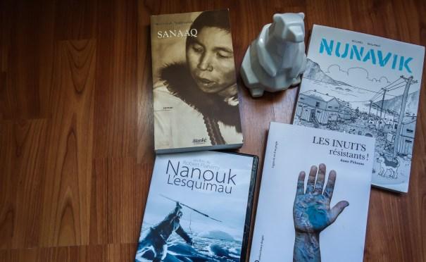 Peuples du froid : notre sélection de livres et films