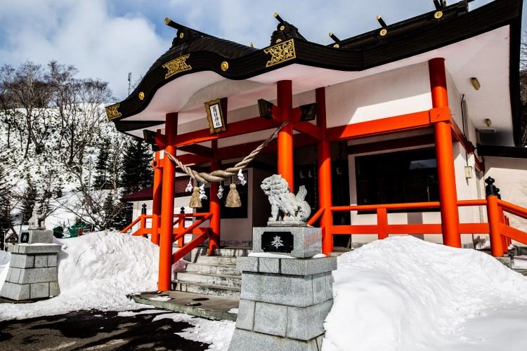 Rausu Hokkaido Japan winter 7