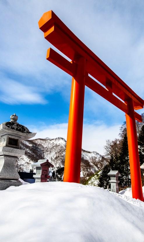 Rausu Hokkaido Japan winter 8