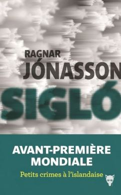 Ragnar Jonasson Siglo livre Book