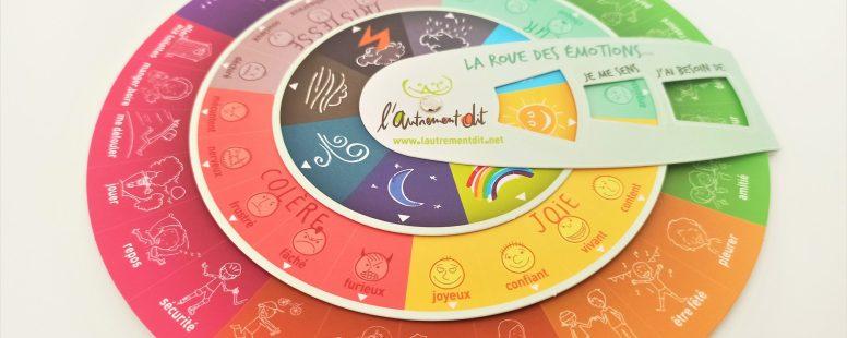 La roue des émotions : un outil pour apprendre aux enfants l'intelligence émotionnelle