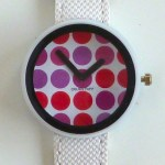 Binary Pink Watch