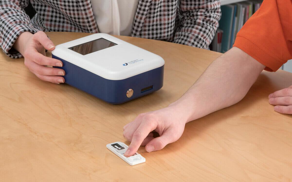 Fingerprint Drug Testing with Objective Health