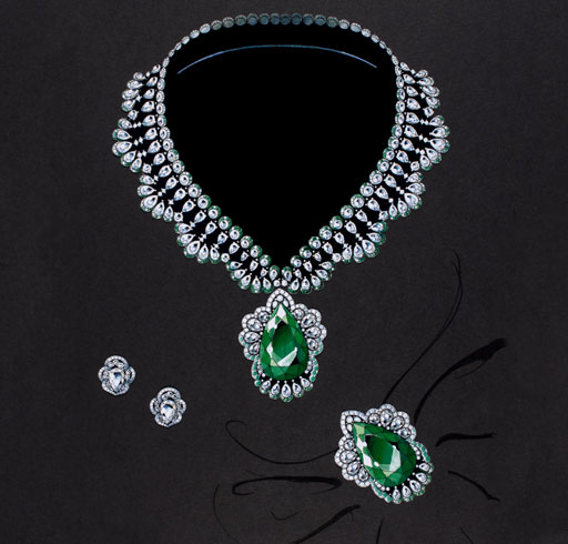 Red Carpet Collection Chopard Official Website