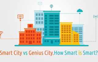 smart vs genius city