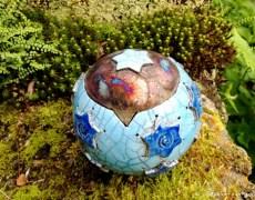 Adventsstimmung im Keramikatelier, 23. und 24.11.2013