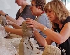 Workshop Kopf modellieren März 20
