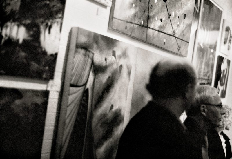 Ausstellungseroeffnung Galerie Hexagone Aachen 05