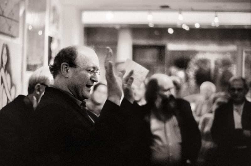 Ausstellungseroeffnung Galerie Hexagone Aachen 06