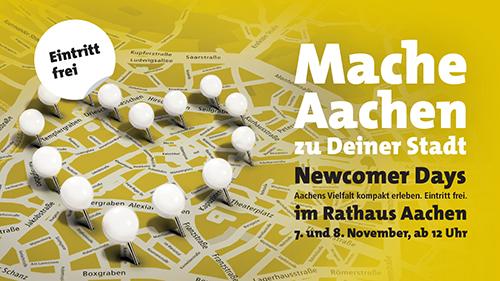 Aachen Newcomer Days 2014