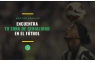 Encuentra tu Zona de Genialidad en el fútbol