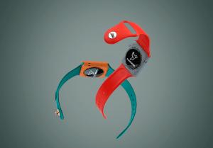 montre connectée goodies, montre connectée personnalisable