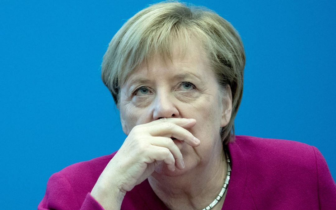 Избирателите стреляха по Меркел, но улучиха ХСС