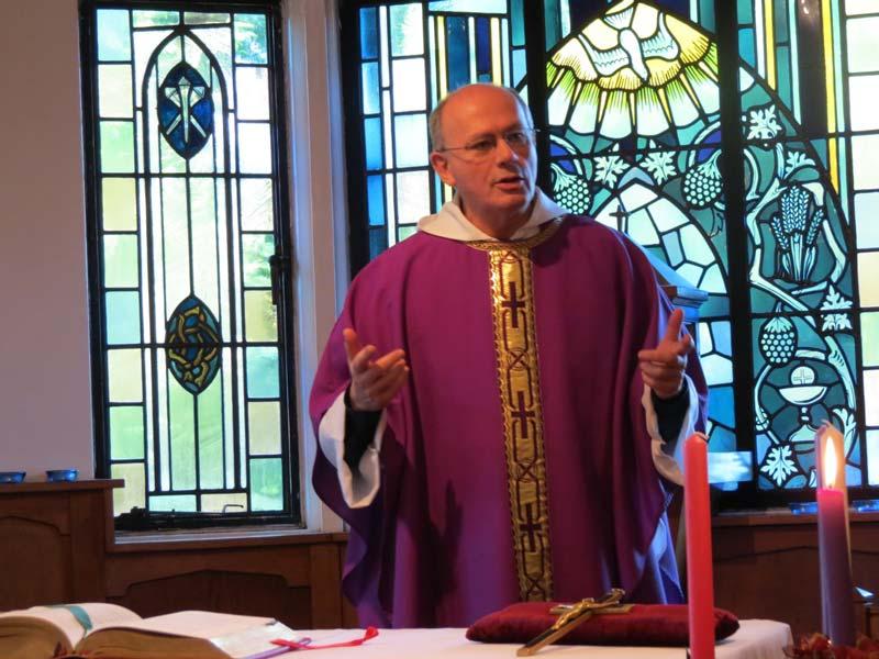 Fr Frank Santucci OMI