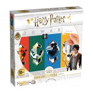 Παζλ Harry Potter House Crests Jigsaw Puzzle Winning Moves (500 Κομμάτια) 00369
