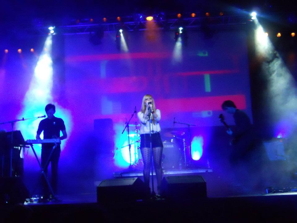 Concierto de Oblique en la Sala Salamandra 26.11.11 (Imágenes) (6/6)