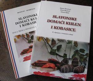 Knjige o kulenu iz 1999. i 2010.