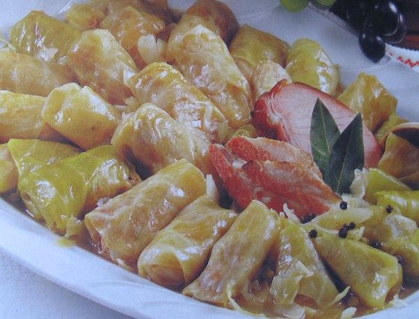 """Arambašići, sinjske aromatične sarmice (iz """"Hrvatske za stolom"""" Biluš-Brkan-Ćorić-Rode)"""