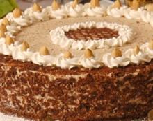 Rokoko torta s lješnjacima (Snimio Mišo Lišanin)