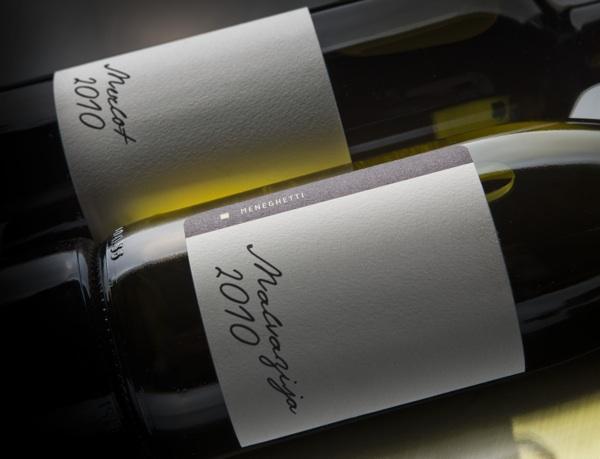Mlada vina Meneghetti 2010. - malvazija i merlot (Fotografija Meneghetti)