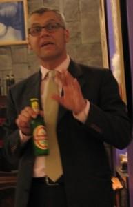 Predsjednik Uprave karlovačke pivovare Alexander Gerschbacher (Snimila Božica Brkan / Acumen)