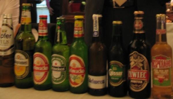 Sva degustirana piva (Snimila Božica Brkan / Acumen)