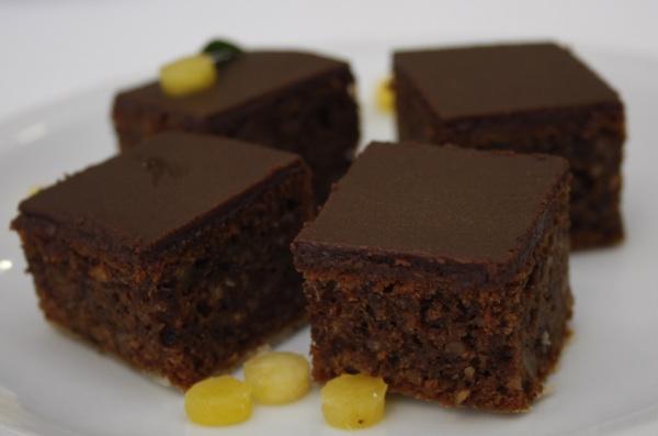 Kocke od čokolade i buče iz - pivnice (Snimio Dražen Kopač / Acumen)