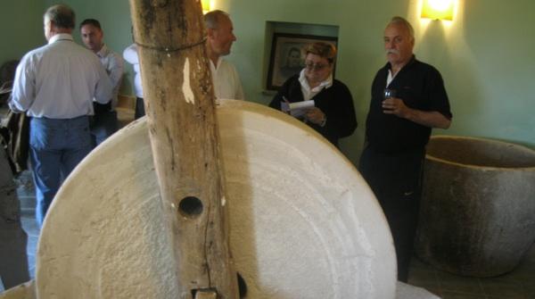 Mlin za tiještenje maslina za nekoliko naraštaja obitelji Badurina (Snimio Miljenko Brezak / Acumen)