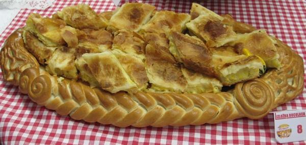Bučnica ivanićgradske pekarnice Peksi (Snimila Božica Brkan / Acumen)