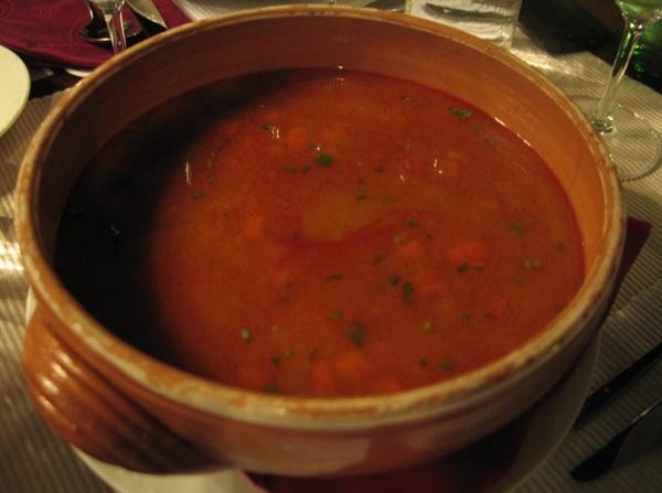Lovačka gulaš juha (Snimila Božica Brkan / Acumen)