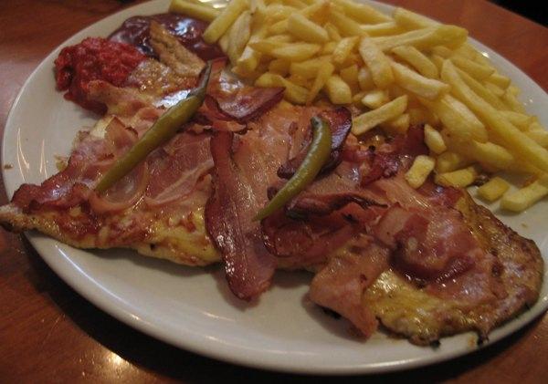 Pizzaiola hungare iz Dream Teama (Snimila Božica Brkan / Acumen)