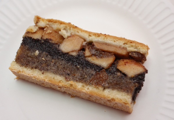 Suzanina torta od maka, jabuka i sira (Snimila Božica Brkan / Acumen)
