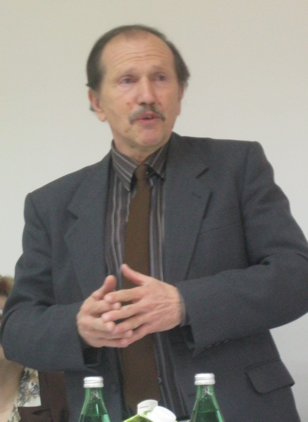 Dr. sc. Bruno Novak, Agronomski fakultet Sveučilišt au Zagrebu (Snimio Miljenko Brezak / Acumen)