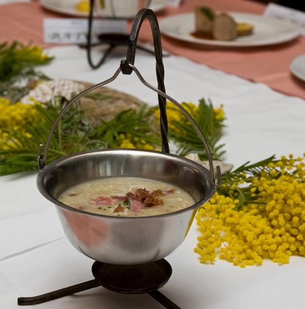 Crikvenički proslavljeni autohtoni jašmik odnosno batudu nude i u restoranima, ali kao juhu i predjelo (Photo Turistička zajednica Grada Crikvenice)