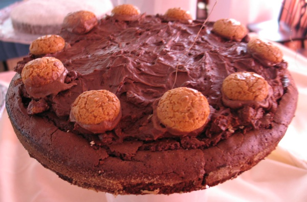 Ideja za ukrađavanje (jedna od nagrađenih torti u Križu 2011.): kolačići (Snimila Božica Brkan / Acumen)