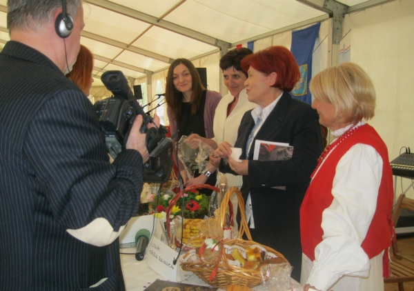 Zamjenica župana Sonja Borovečki predvodila je odličnu krapinsko-zagorsku ekipu (Snimio Dražen Kopač / Acumen)