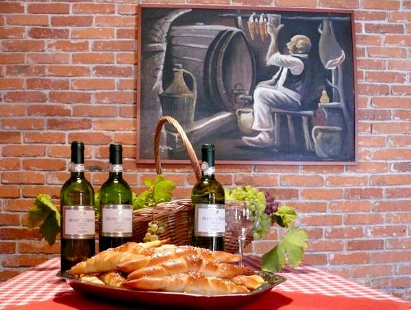 Ponuda u vinariji Željka Režeka (Fotografija Turistička zajednica grada Jastrebarskog)