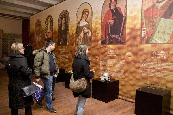 Iz Žujina muzeja (Fotografija Zagrebačka pivovara)