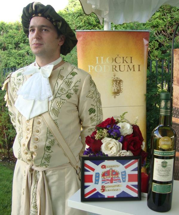 S proslave u Veleposlanstvu Ujedinjenoga Kraljevstva (Fotografija Agrokorvino)
