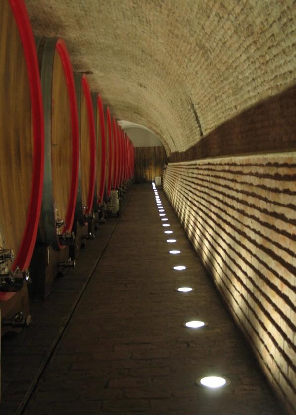 Obnovljen stari višeetažni podrum u Kneževim vinogradima (Snimila Božica Brkan / Acumen)