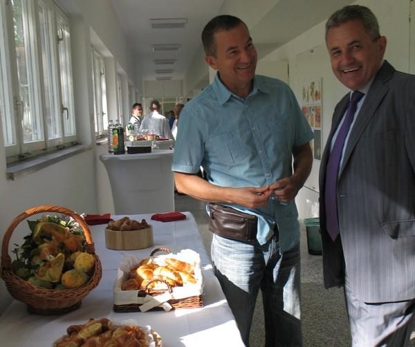Gospoda Rupčić i Kraljičković ili slikarstvo i agroekonomija također su povezani s kulinarstvom  (Snimila Božica Brkan / Acumen)