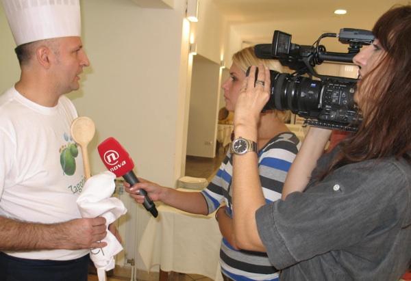 Slava učas: Ivica Žulj, najbolji zagorski chef 2012. (Snimio Miljenko Brezak / Acumen)
