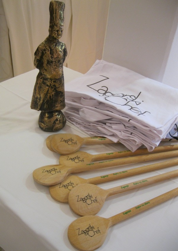 Nagrade u očekivanju najboljih zagorskih chefova (Snimio Miljenko Brezak / Acumen)