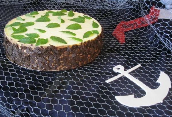 Torta Nada osvježuje i pogled i nepca svježim aromatičnim čistićima mente  (Snimio Miljenko Brezak / Acumen)
