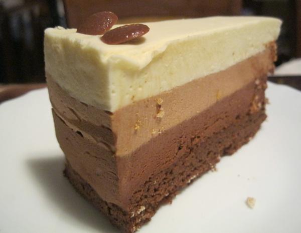 Torta četiri čokolade (Snimio Miljenko Brezak / Acumen)