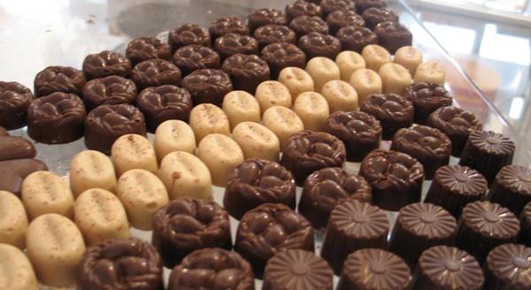 Praline od različite čokolade (Snimila Božica Brkan / Acumen)