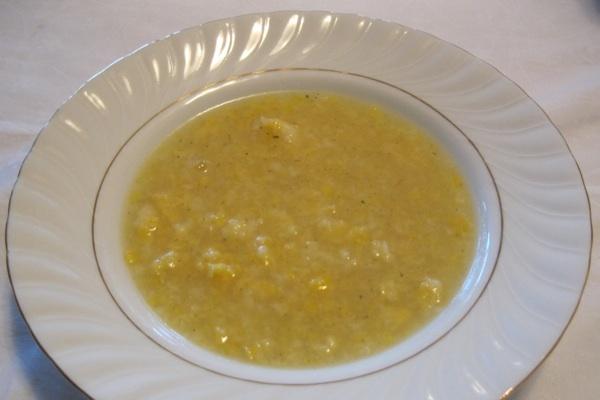 Fina kremasta juha teksture koja nikako nije dosadna (Snimio Miljenko Brezak / Acumen)